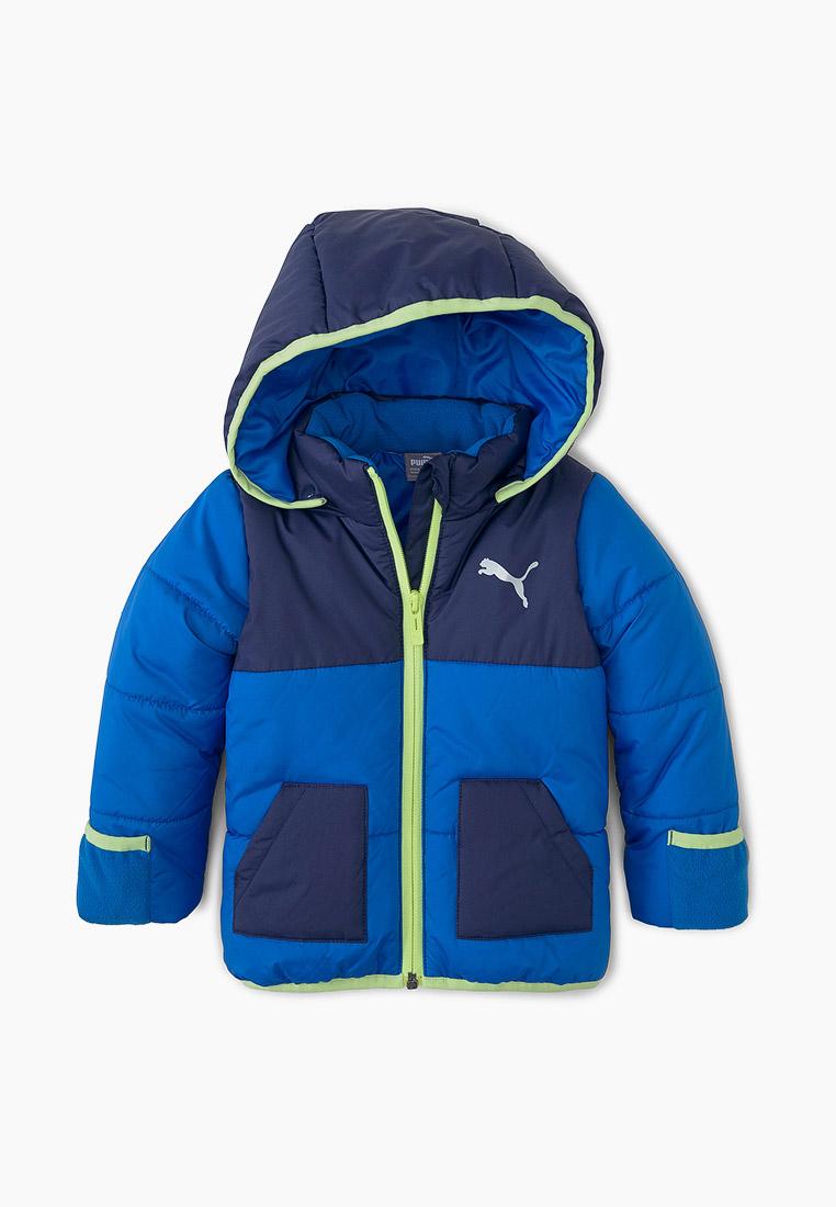 Куртка утепленная PUMA Minicats Padded Jacket за 3 990 ₽. в интернет-магазине Lamoda.ru