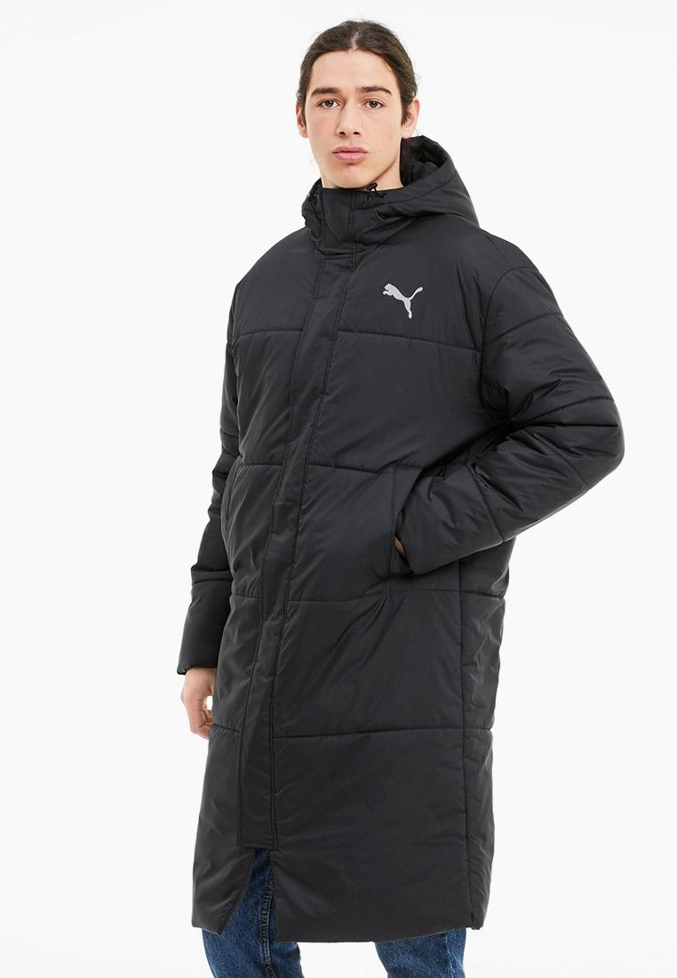Куртка утепленная PUMA ESS+ Long Padded Coat за 8 990 ₽. в интернет-магазине Lamoda.ru