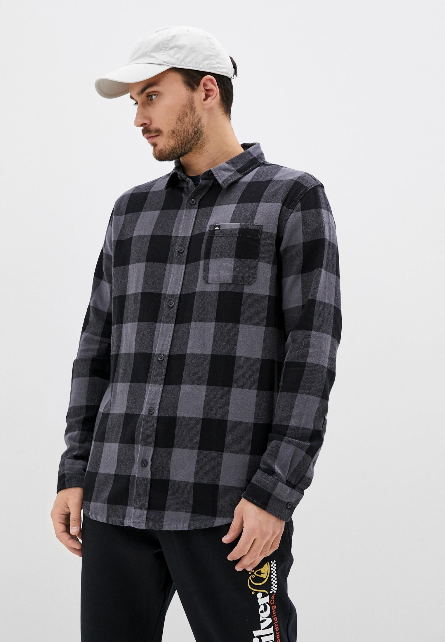 Рубашка Quiksilver за 4 410 ₽. в интернет-магазине Lamoda.ru