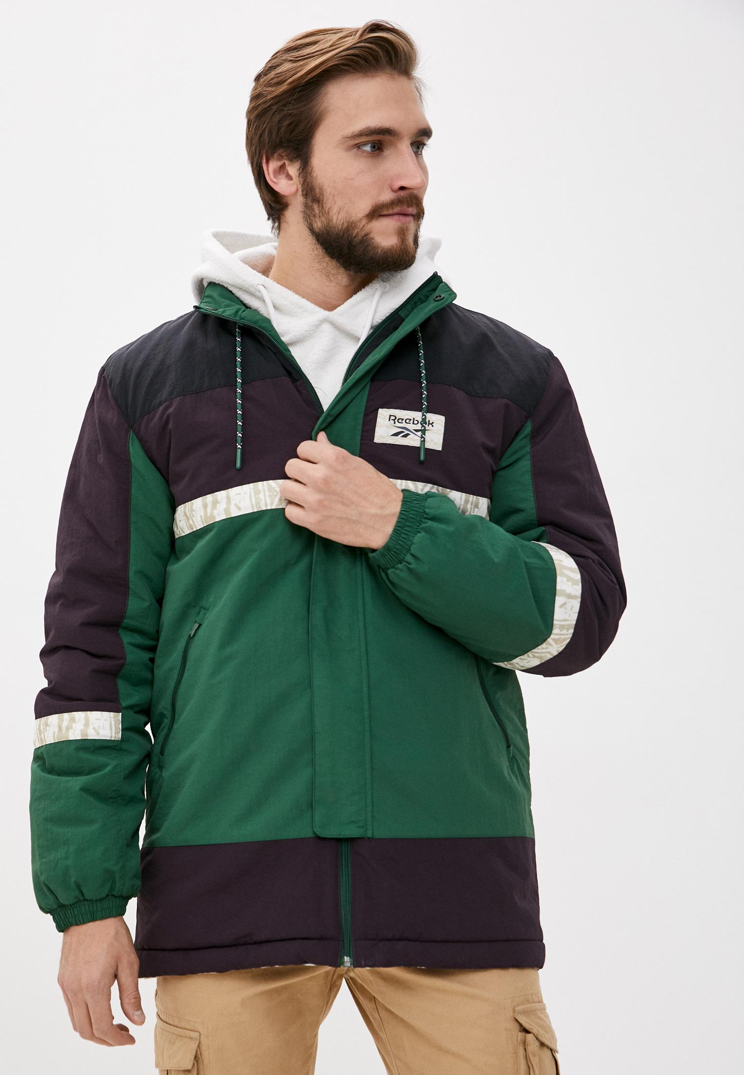 Куртка утепленная Reebok Classic CL GP WE JACKET за 11 999 ₽. в интернет-магазине Lamoda.ru