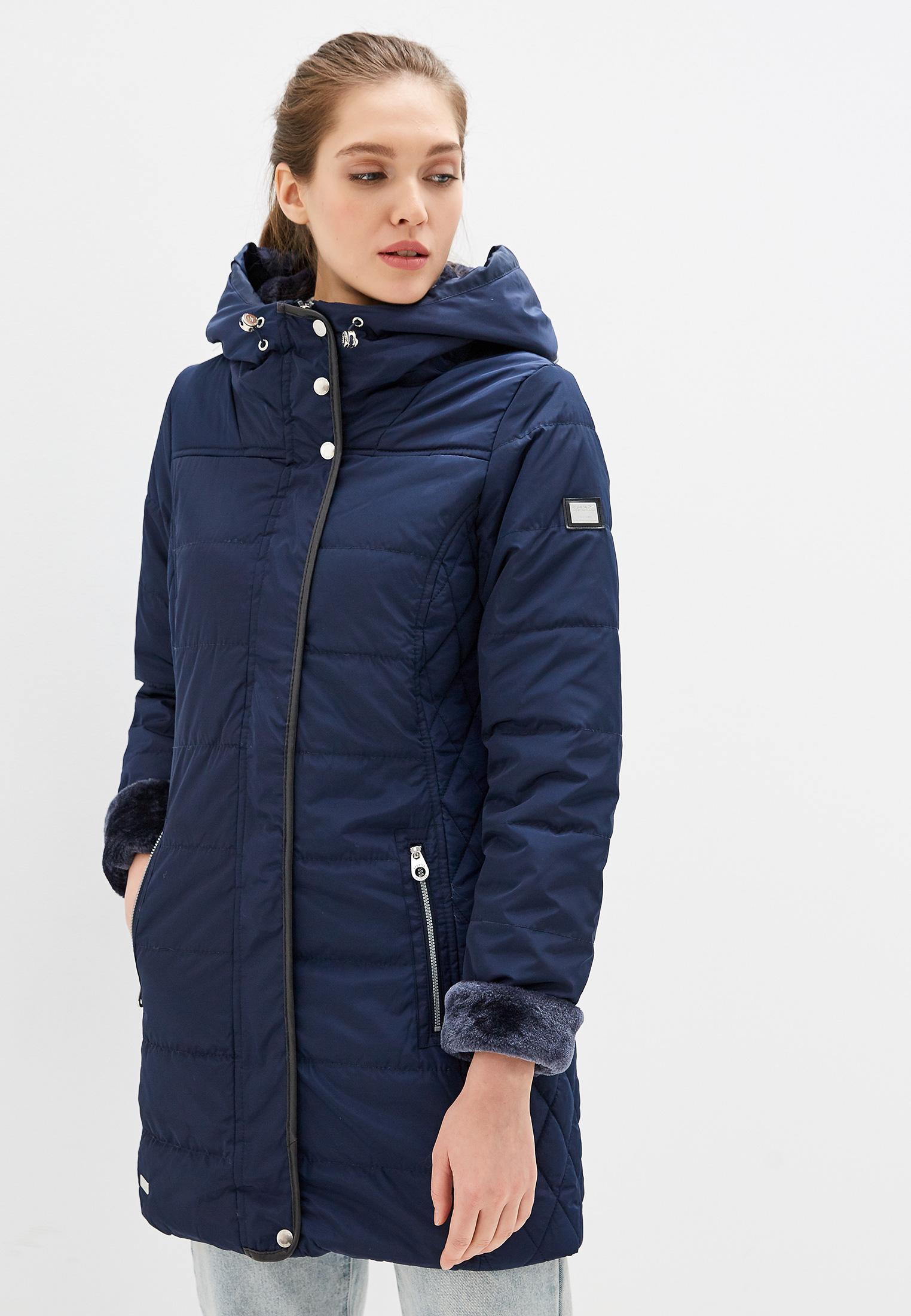 Куртка утепленная, Regatta, цвет: синий. Артикул: RE036EWFQUA1. Одежда / Верхняя одежда