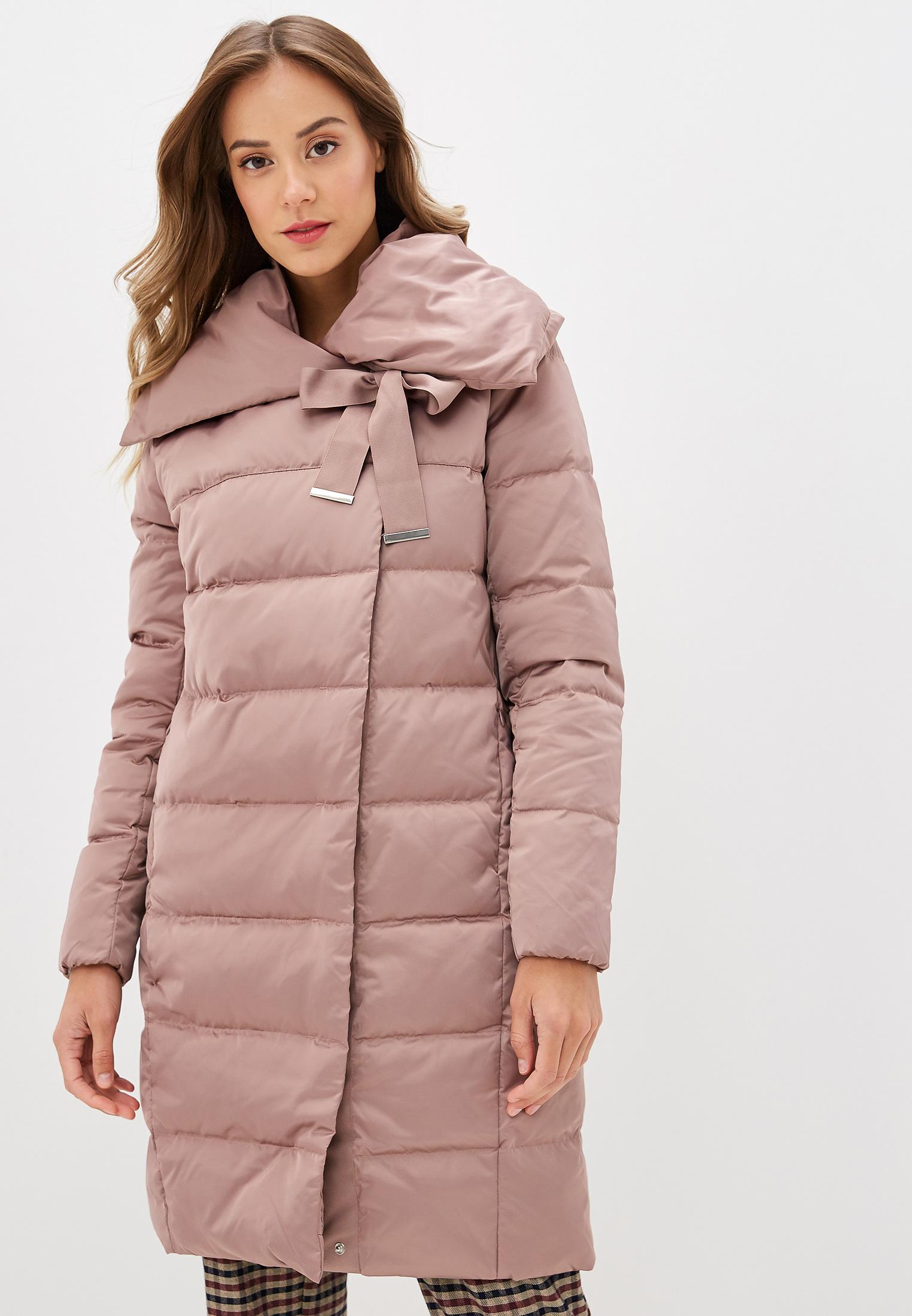 Пуховик, Savage, цвет: розовый. Артикул: SA004EWGERZ8. Одежда / Верхняя одежда / Пуховики и зимние куртки