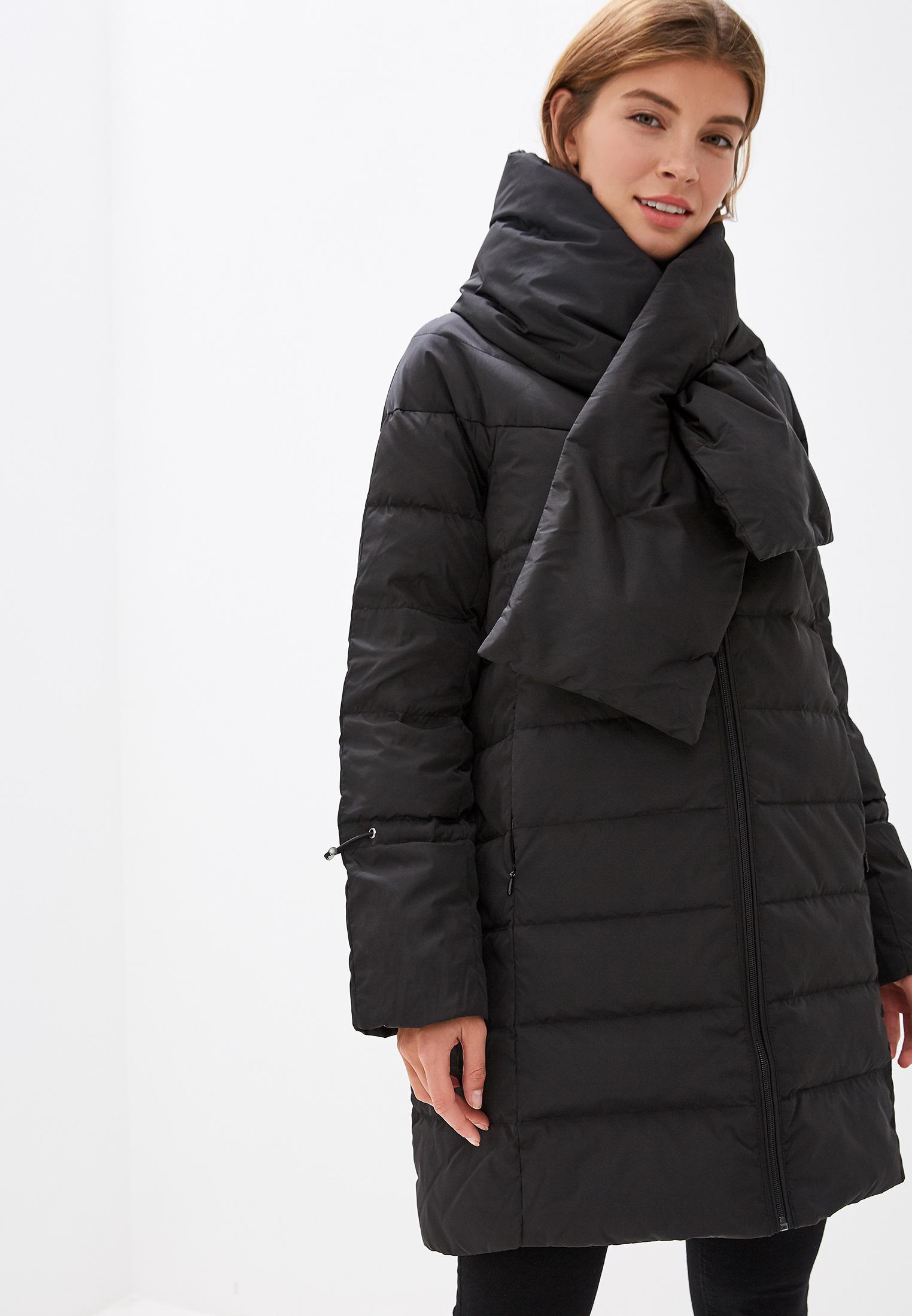 Пуховик, Savage, цвет: черный. Артикул: SA004EWGESB4. Одежда / Верхняя одежда / Пуховики и зимние куртки