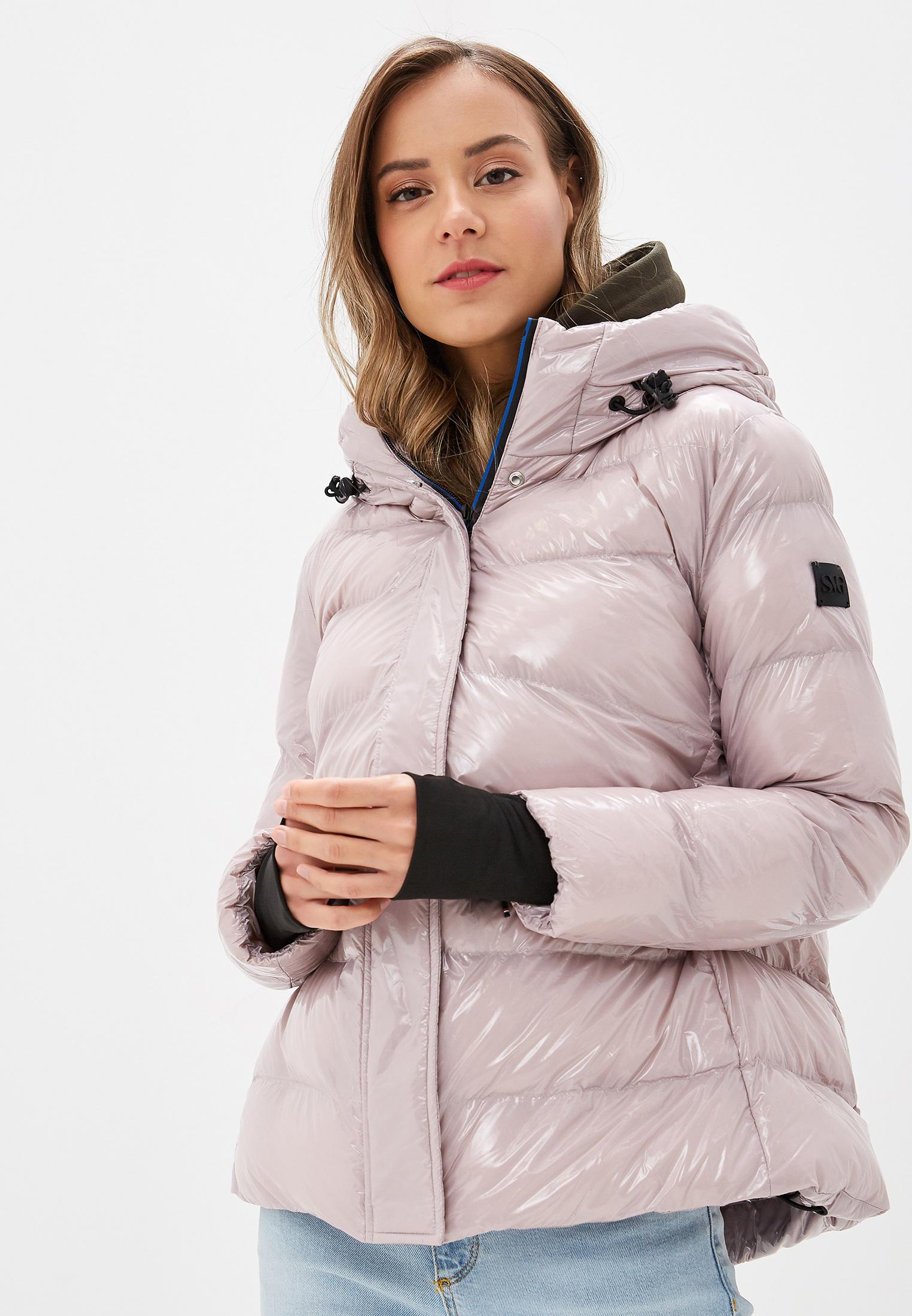 Куртка утепленная, Savage, цвет: розовый. Артикул: SA004EWGESD8. Одежда / Верхняя одежда / Пуховики и зимние куртки
