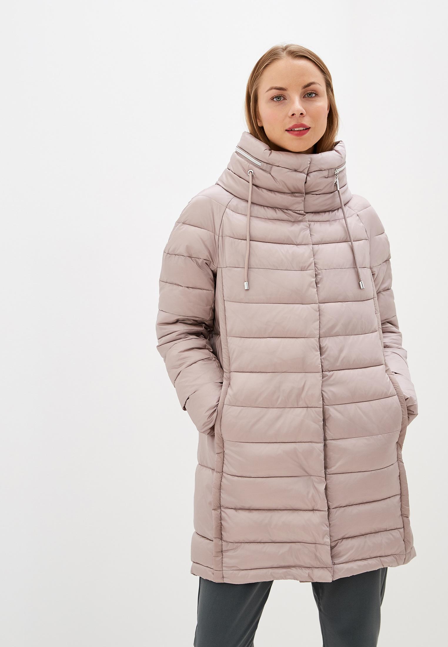 Куртка утепленная, Savage, цвет: серый. Артикул: SA004EWGESE3. Одежда / Верхняя одежда / Пуховики и зимние куртки