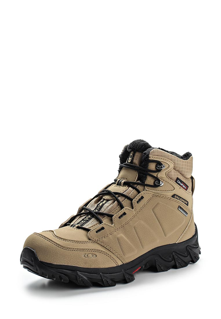 8453de38 Ботинки Salomon ELBRUS WP купить за 239.20 р SA007AMFBS28 в интернет ...