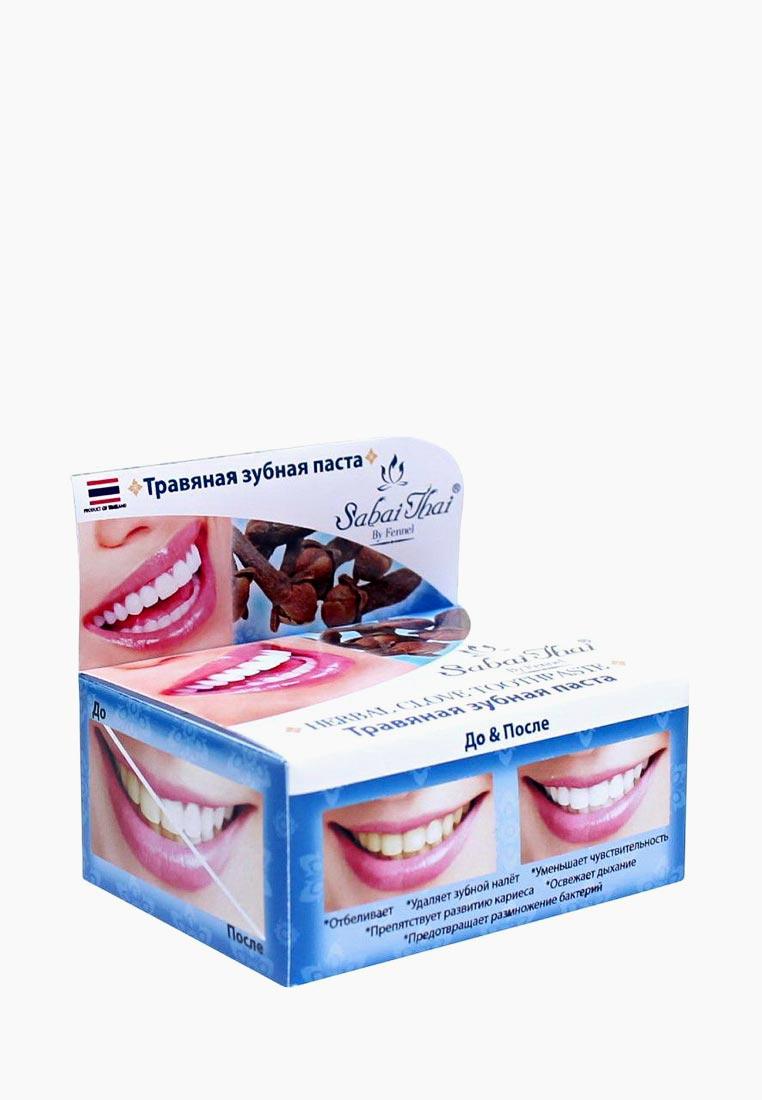 Sabai Thai Authentic SPA Зубная паста Травяная 25 гр