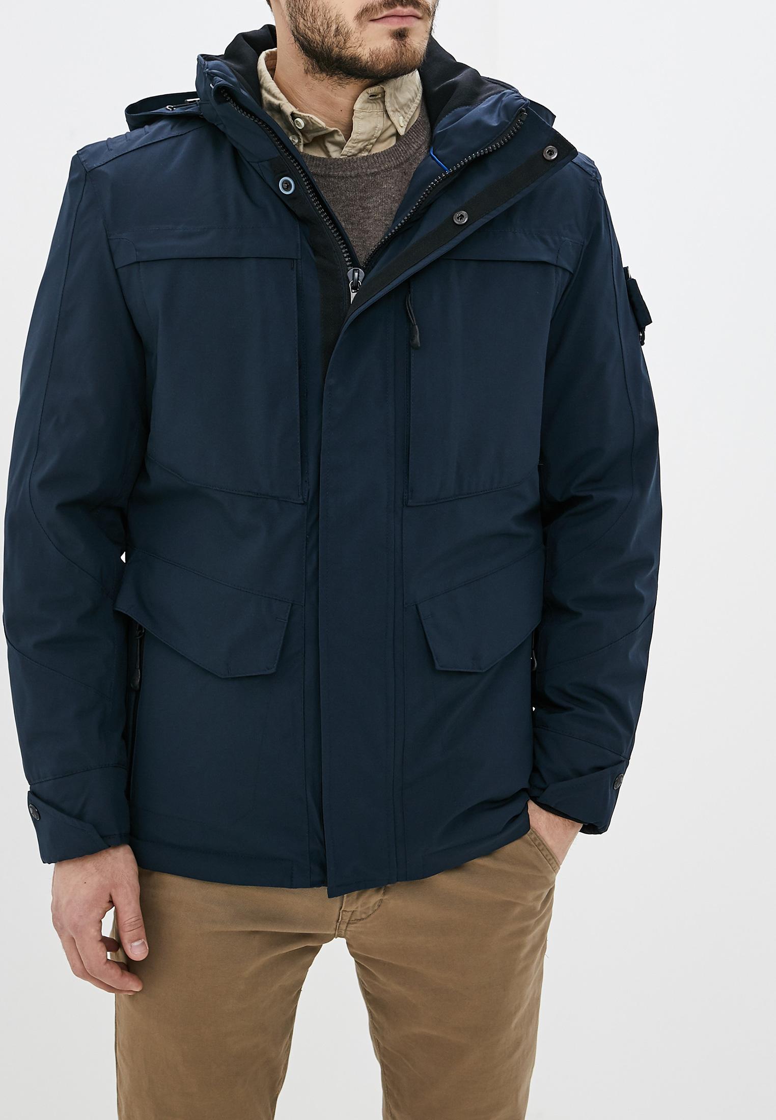Куртка утепленная Sailors and Brides купить за 11 963 ₽ в интернет-магазине Lamoda.ru