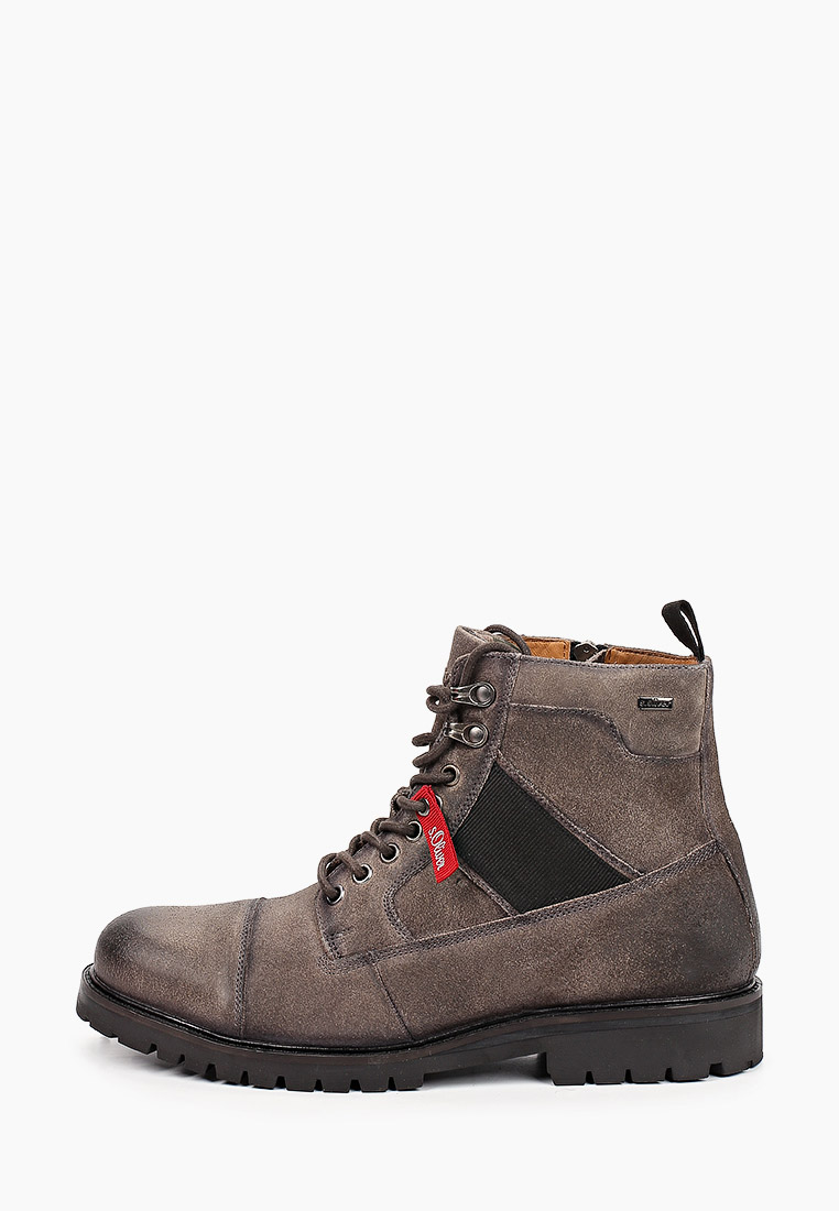 Ботинки s.Oliver за 7 599 ₽. в интернет-магазине Lamoda.ru