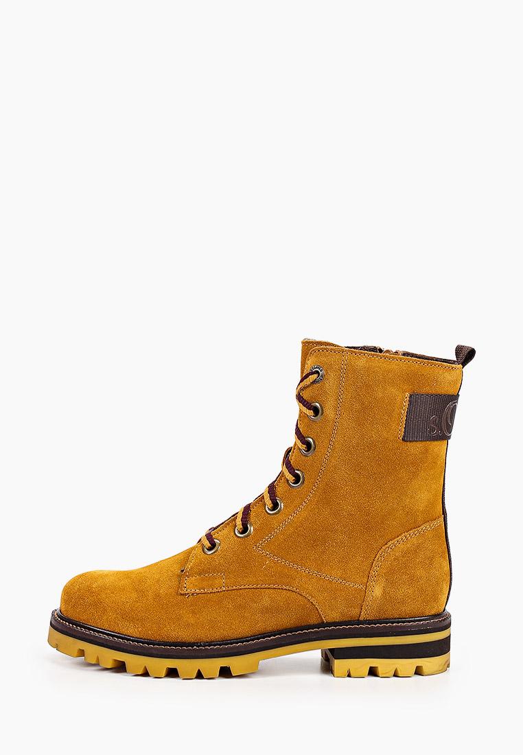 Ботинки s.Oliver купить за 5 279 ₽ в интернет-магазине Lamoda.ru