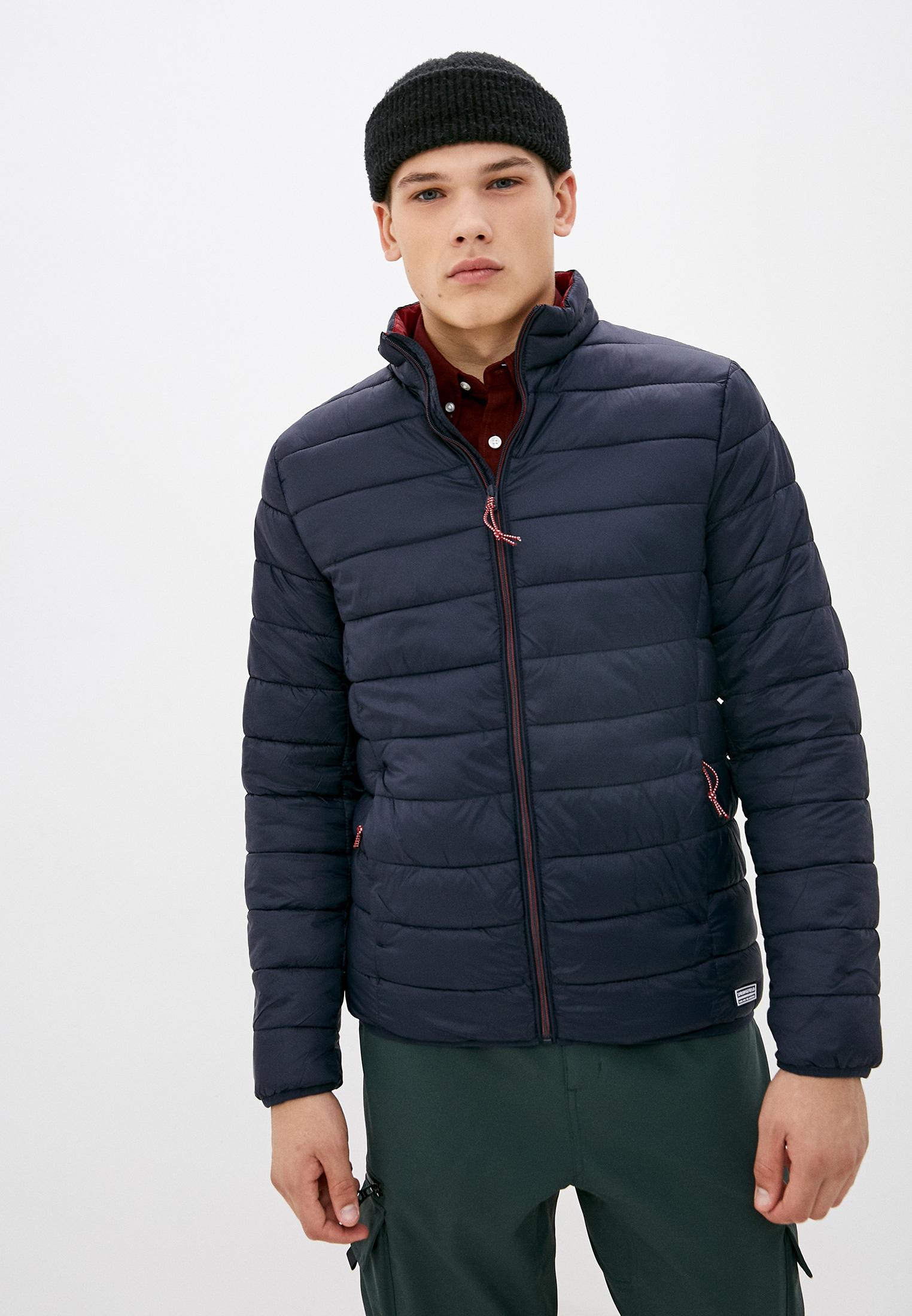 Куртка утепленная Springfield за 5 090 ₽. в интернет-магазине Lamoda.ru