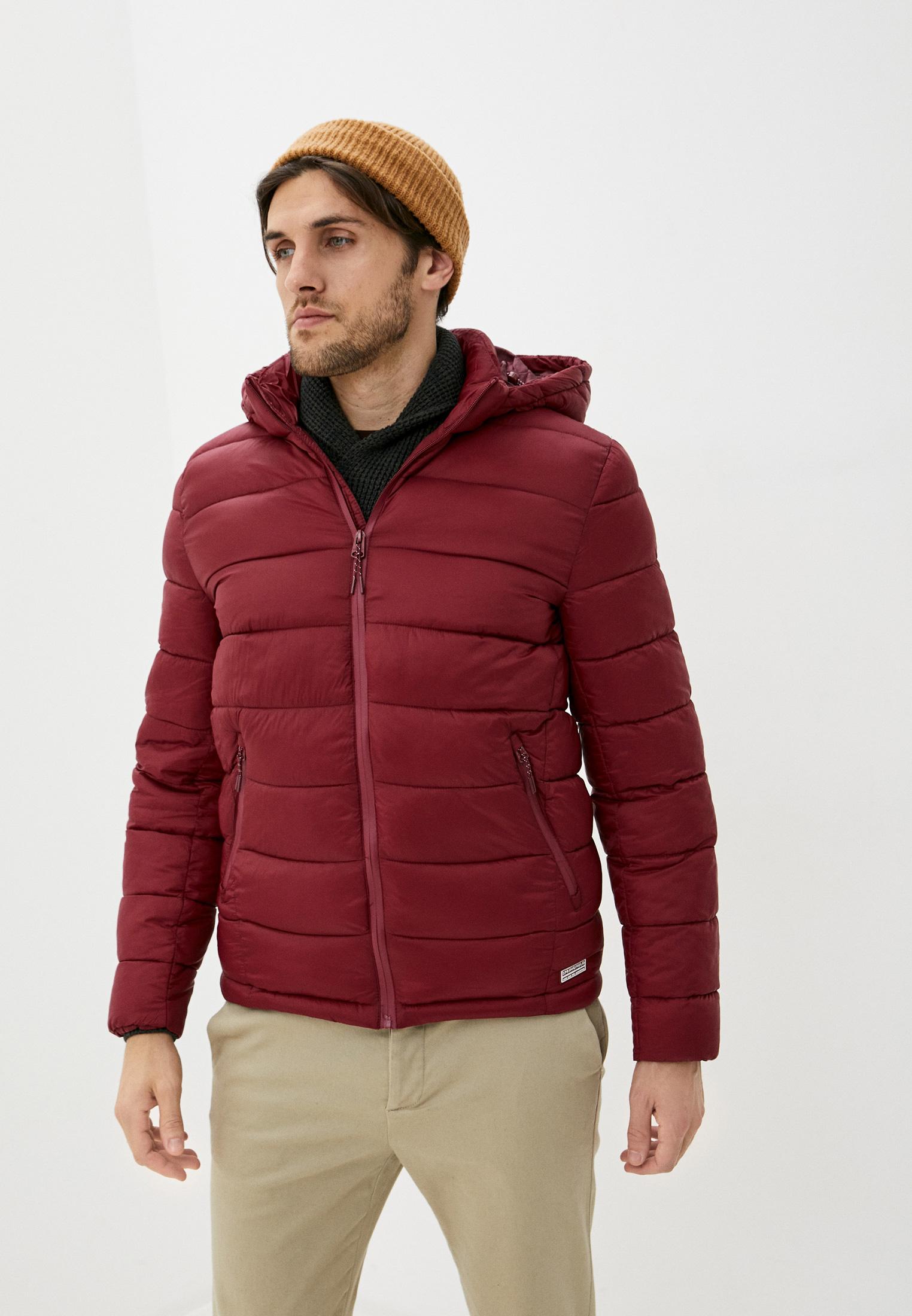 Куртка утепленная Springfield за 6 999 ₽. в интернет-магазине Lamoda.ru