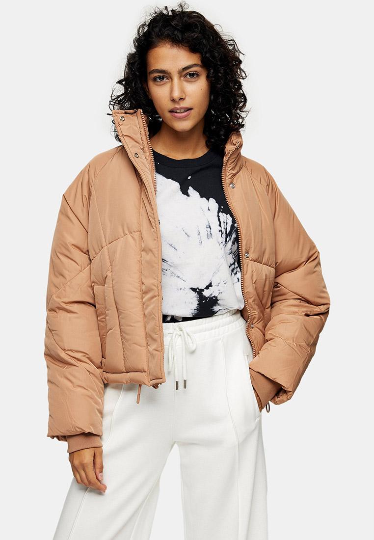 Куртка утепленная Topshop за 6 399 ₽. в интернет-магазине Lamoda.ru
