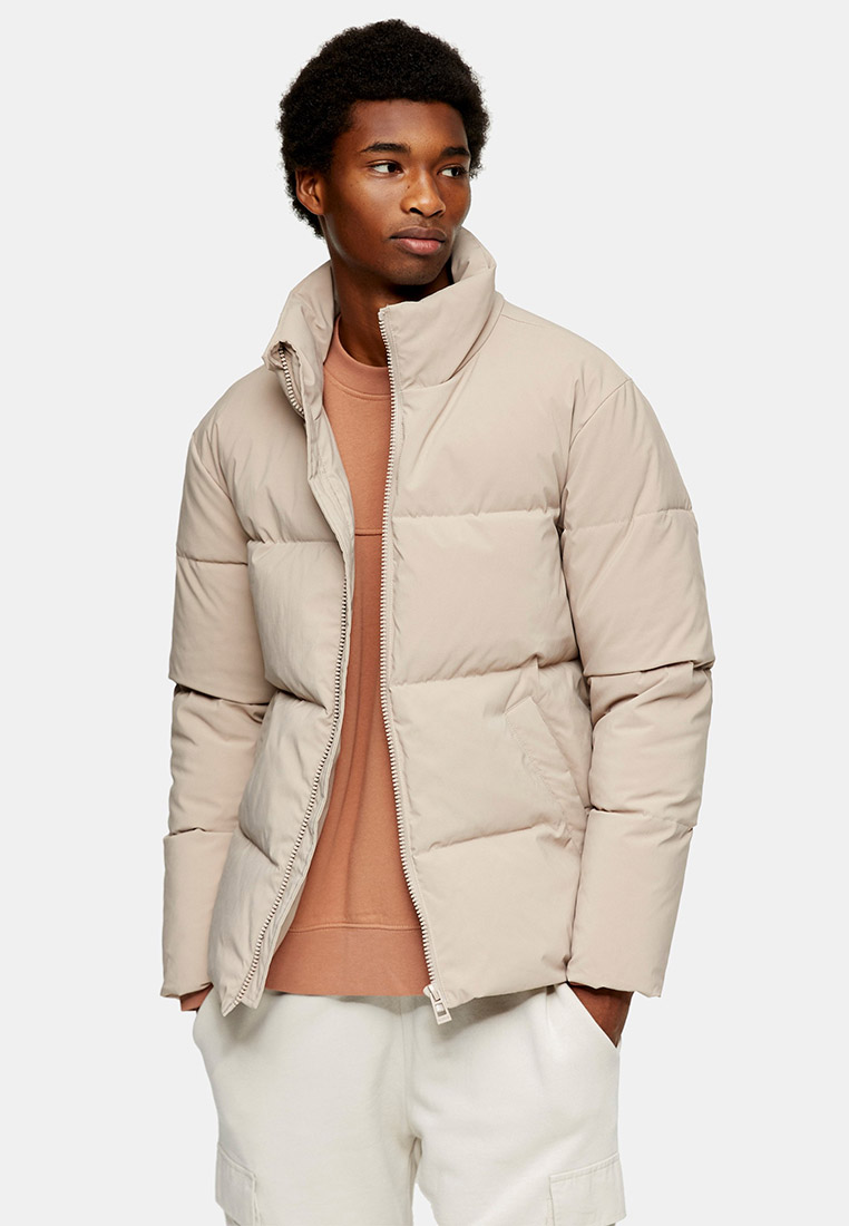 Куртка утепленная Topman за 7 599 ₽. в интернет-магазине Lamoda.ru