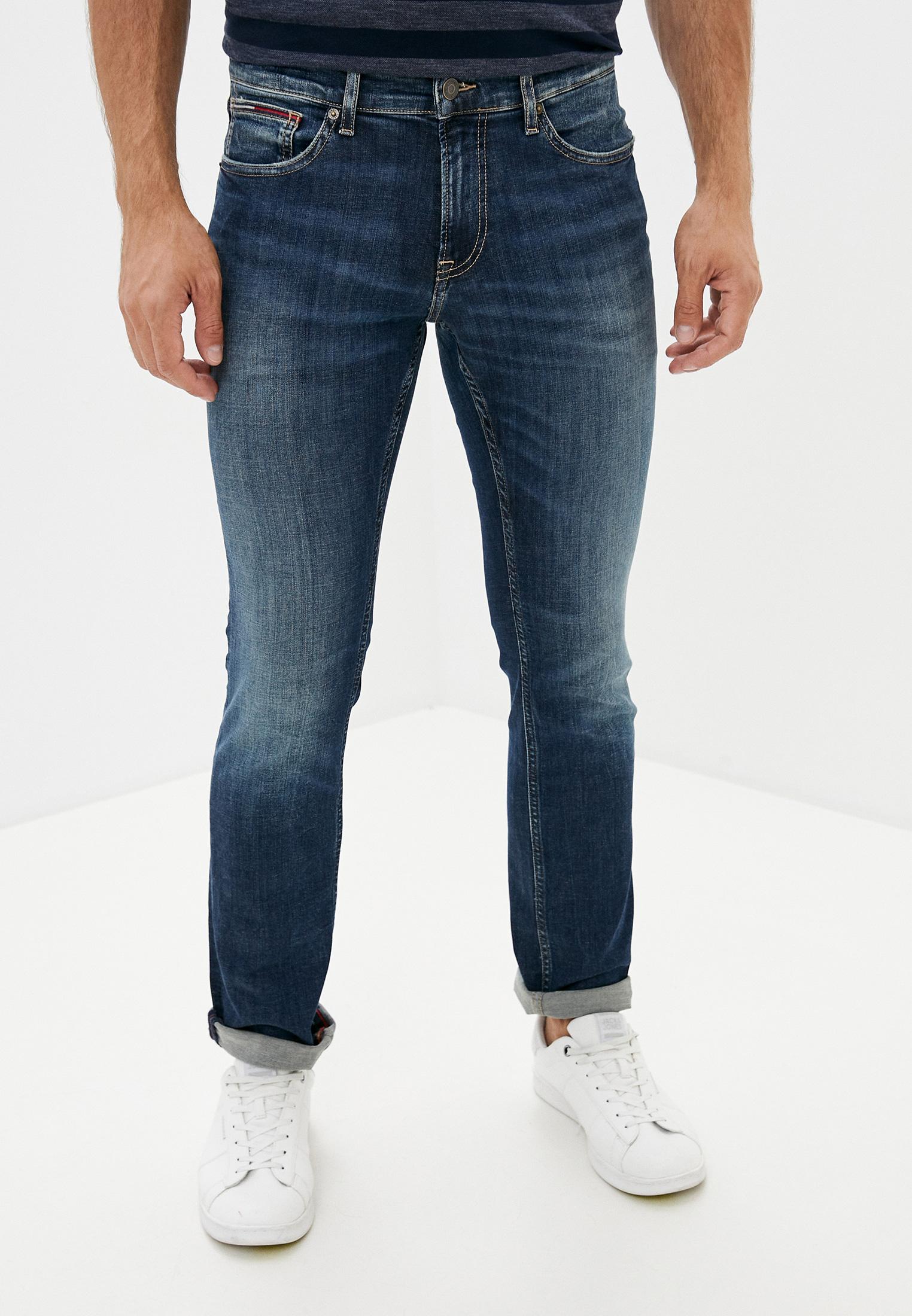 Джинсы Tommy Jeans Scanton за 10 990 ₽. в интернет-магазине Lamoda.ru