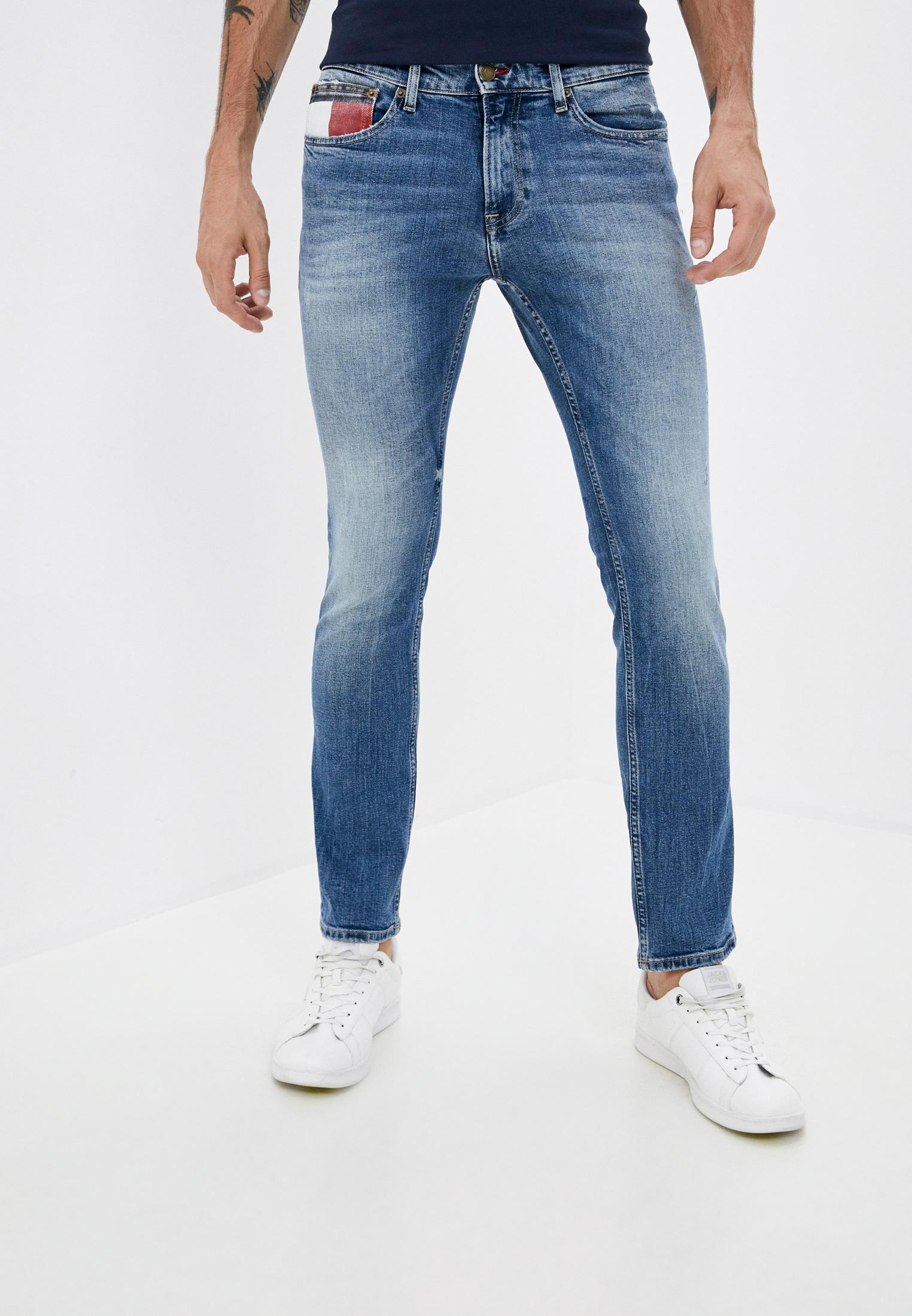 Джинсы Tommy Jeans Scanton за 11 690 ₽. в интернет-магазине Lamoda.ru
