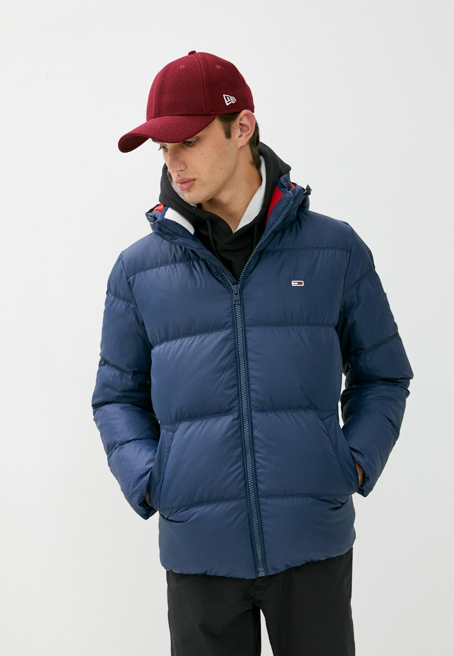 Пуховик Tommy Jeans купить за 22 310 ₽ в интернет-магазине Lamoda.ru