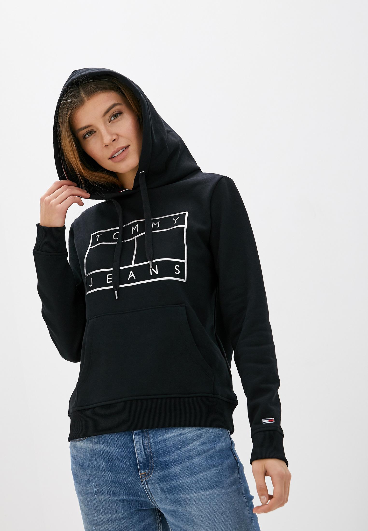 Худи Tommy Jeans  купить за 5 940 ₽ в интернет-магазине Lamoda.ru