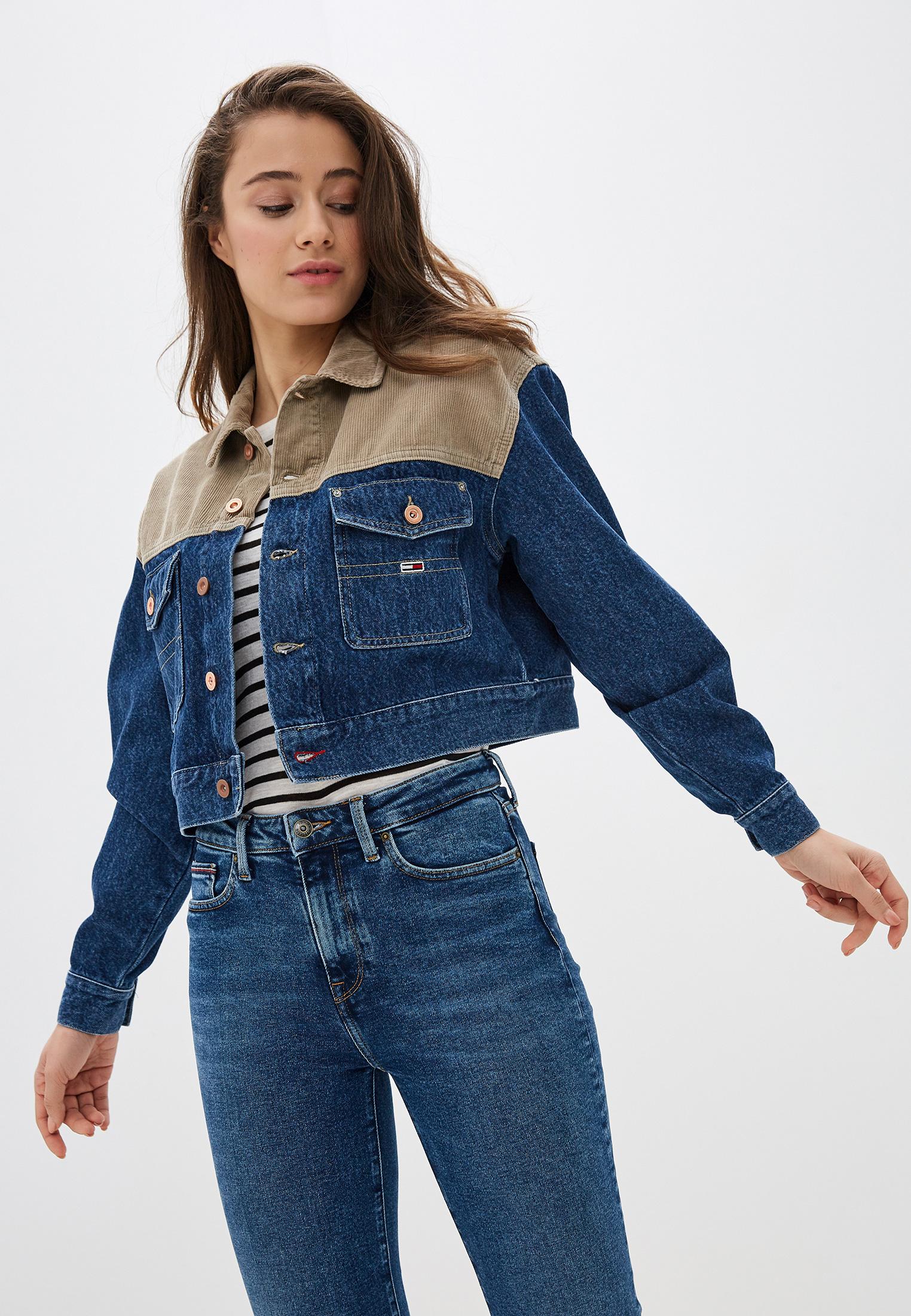 станок, фото комплекта джинсовой куртки тот момент