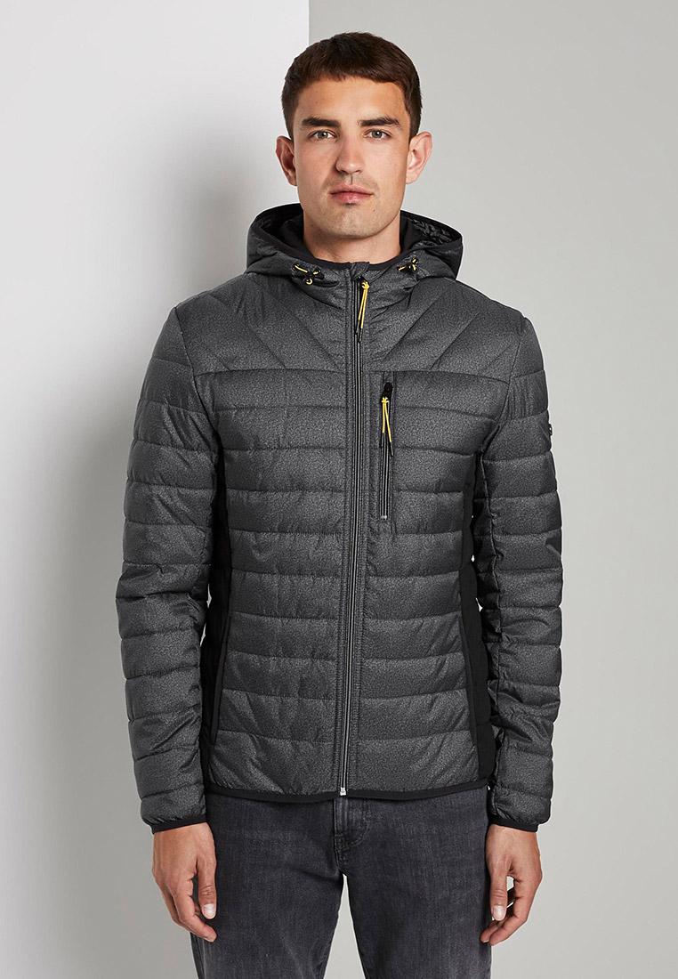 Куртка утепленная Tom Tailor за 10 699 ₽. в интернет-магазине Lamoda.ru
