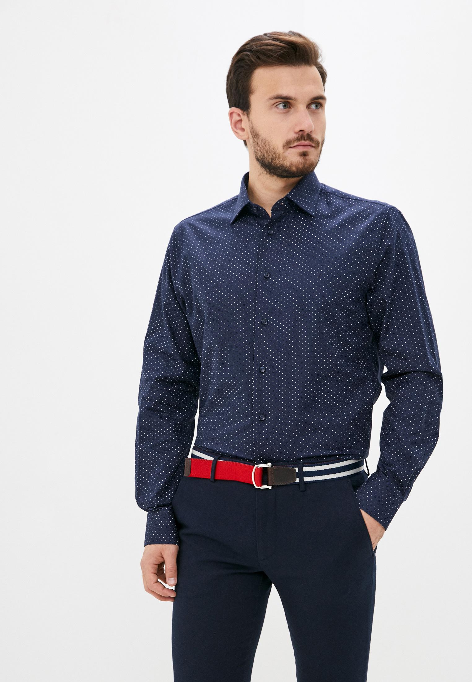 Рубашка Tommy Hilfiger Tailored за 10 990 ₽. в интернет-магазине Lamoda.ru