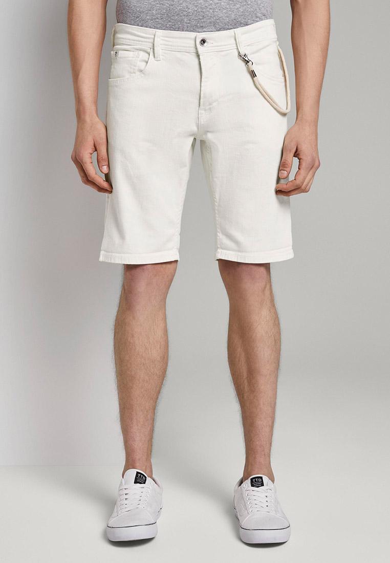 Шорты джинсовые Tom Tailor Denim за 3 189 ₽. в интернет-магазине Lamoda.ru
