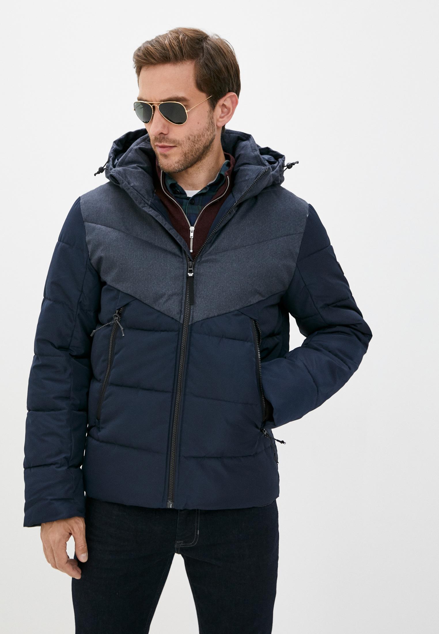 Куртка утепленная Tom Tailor Denim купить за 6 470 ₽ в интернет-магазине Lamoda.ru