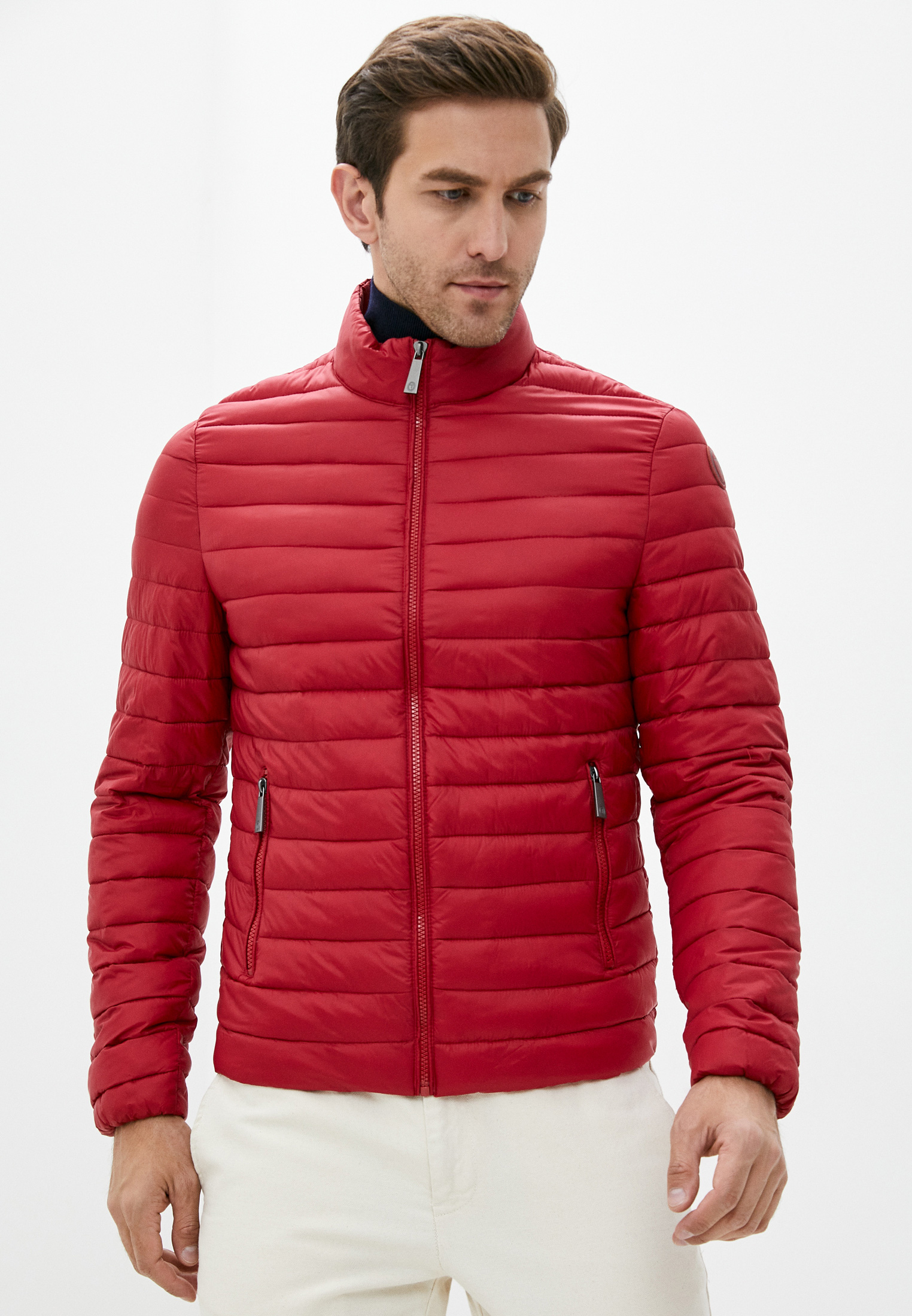 Куртка утепленная Trussardi Jeans за 12 740 ₽. в интернет-магазине Lamoda.ru