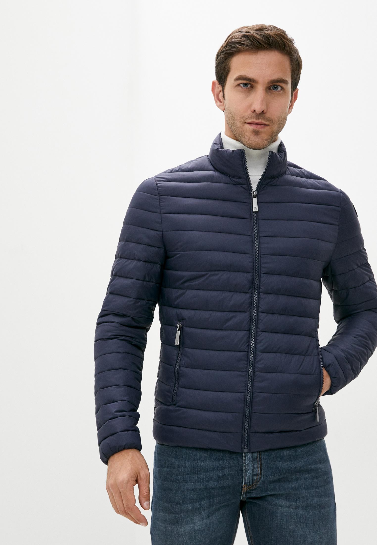 Куртка утепленная Trussardi Jeans за 15 470 ₽. в интернет-магазине Lamoda.ru