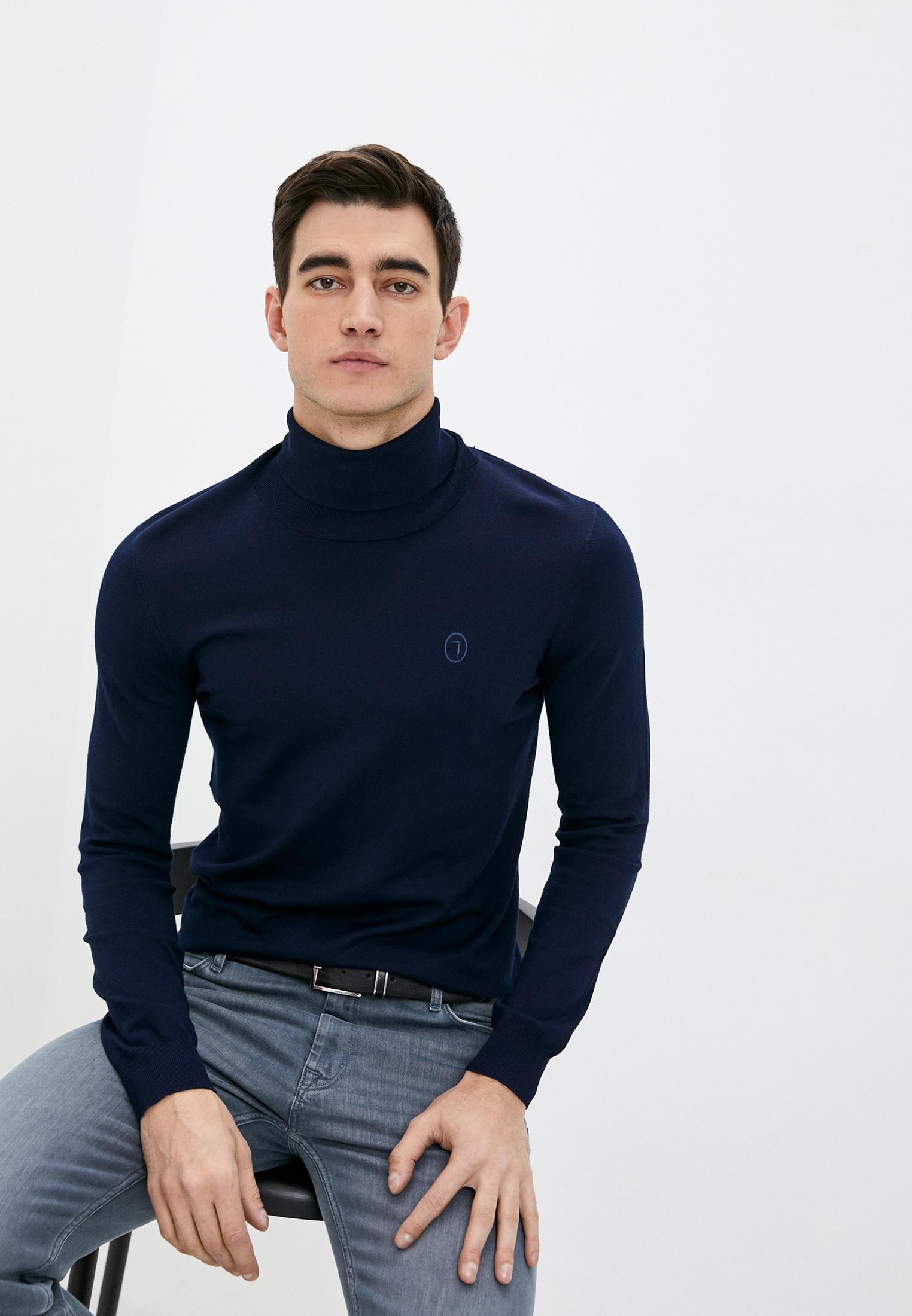 Водолазка Trussardi Jeans за 8 600 ₽. в интернет-магазине Lamoda.ru
