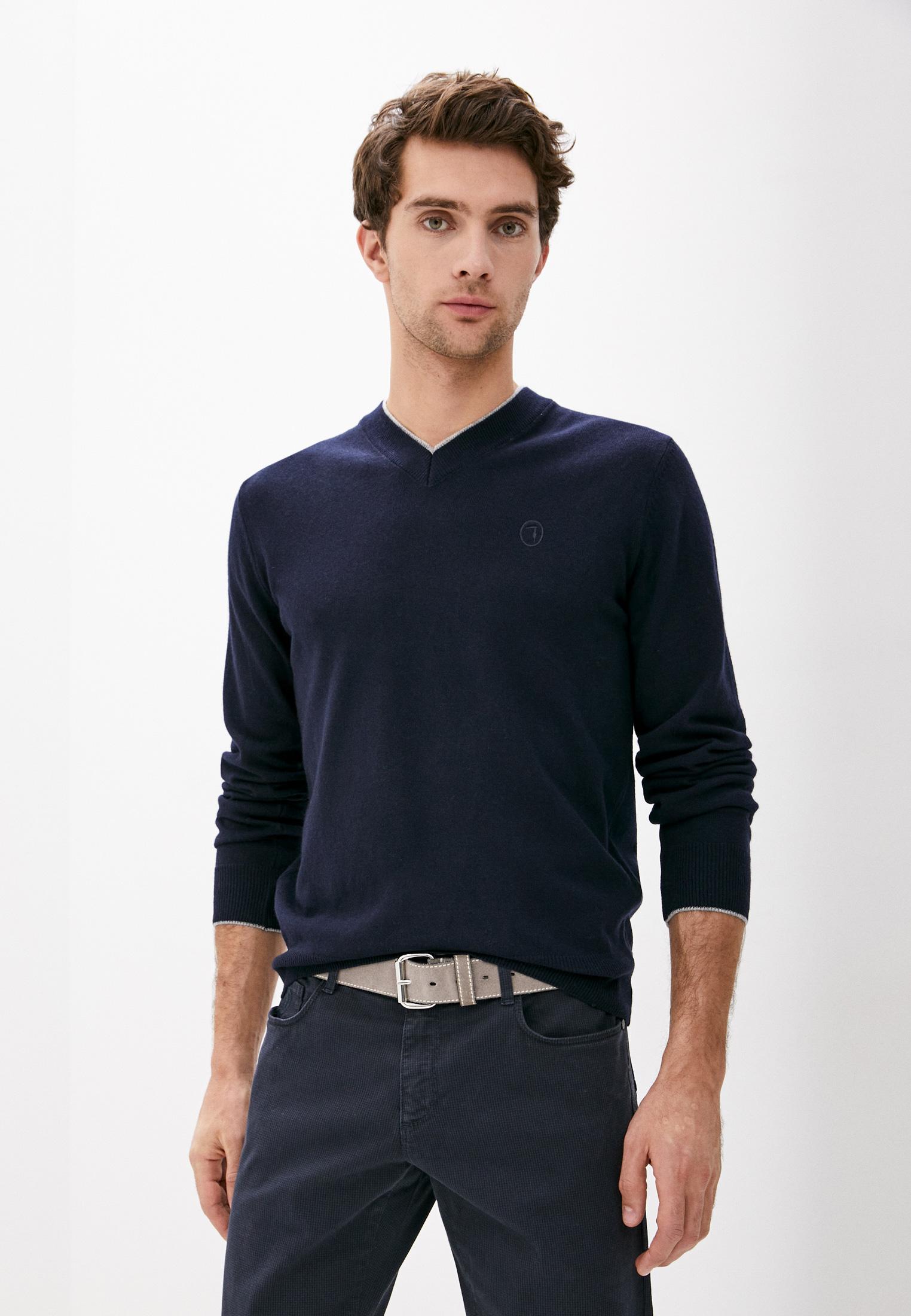 Пуловер Trussardi Jeans за 10 600 ₽. в интернет-магазине Lamoda.ru