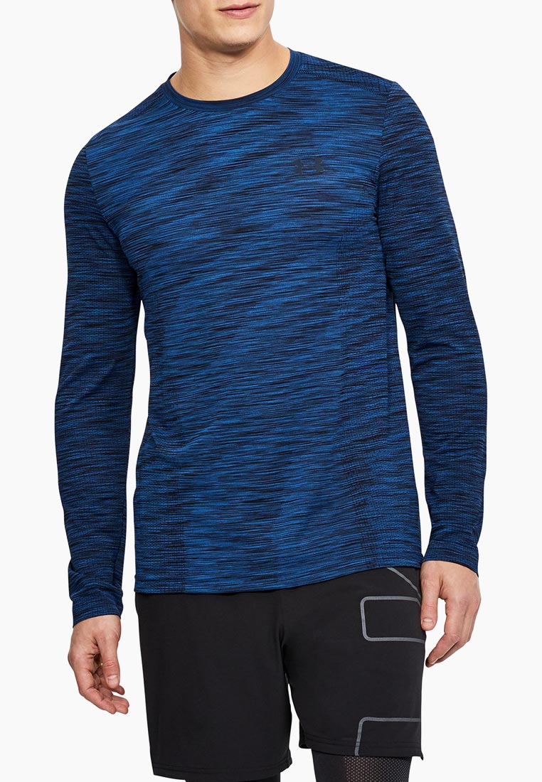 Лонгслив спортивный Under Armour UA THREADBORNE SEAMLESS LS