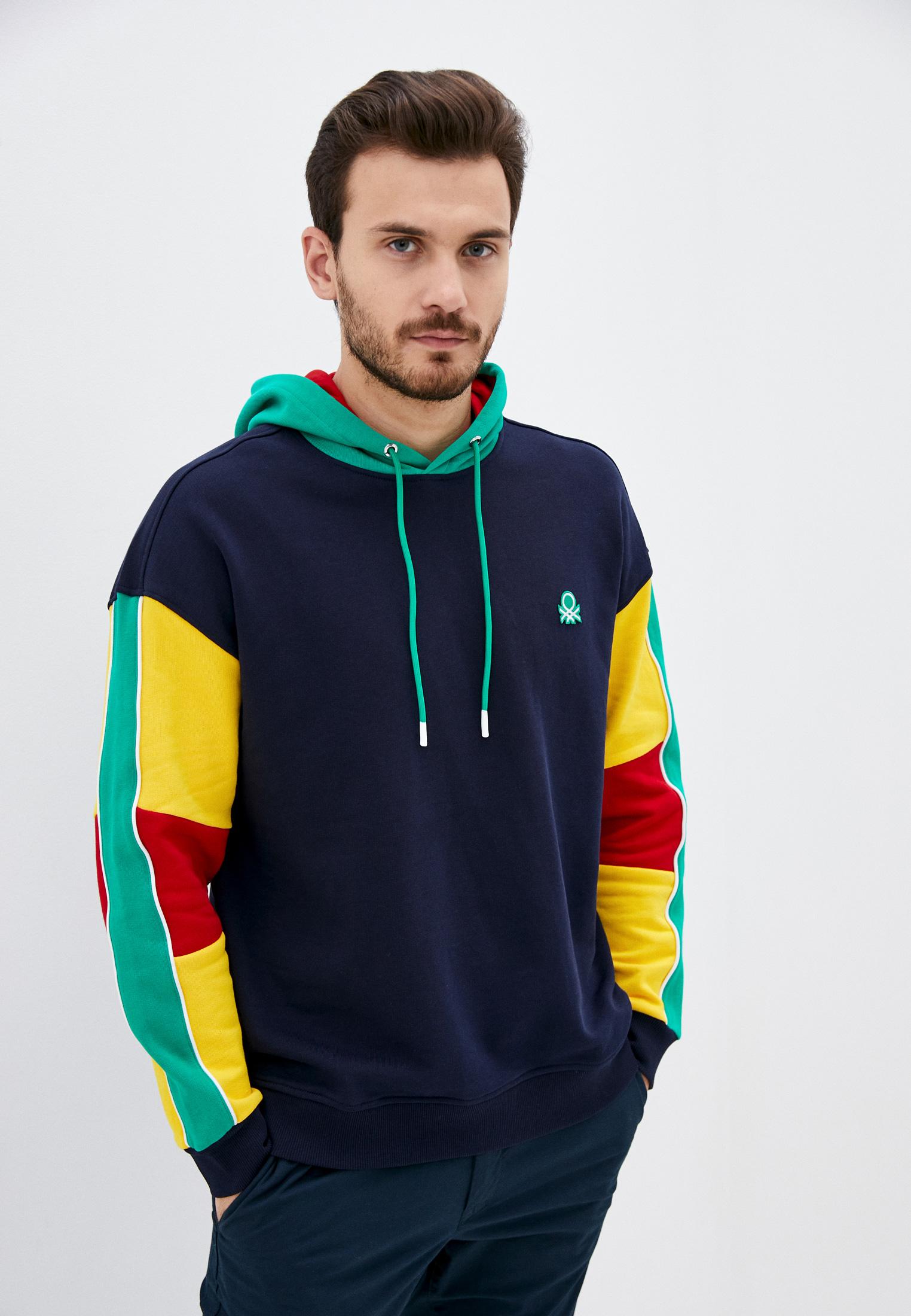 Худи United Colors of Benetton за 4 799 ₽. в интернет-магазине Lamoda.ru