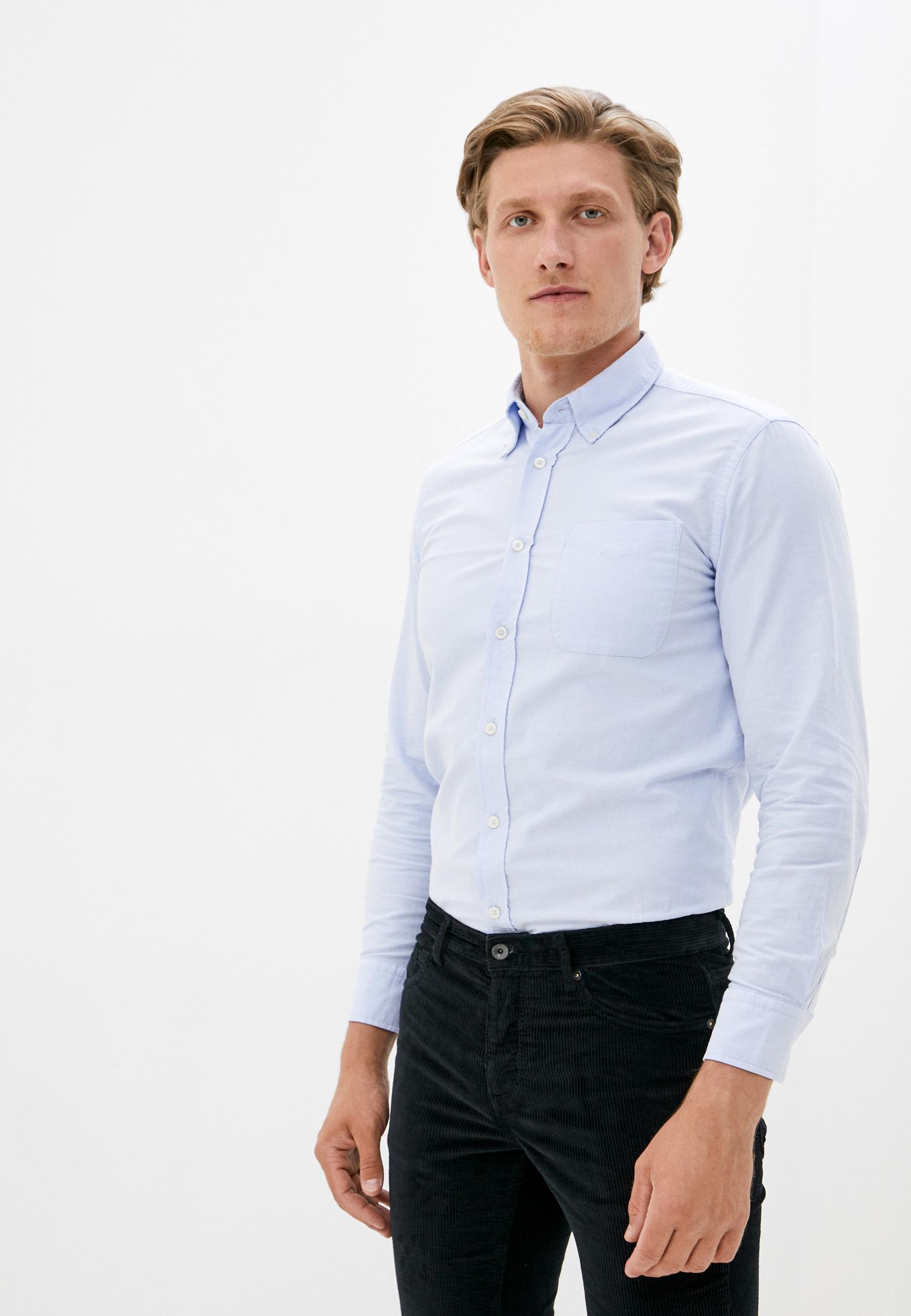 Рубашка United Colors of Benetton за 2 399 ₽. в интернет-магазине Lamoda.ru