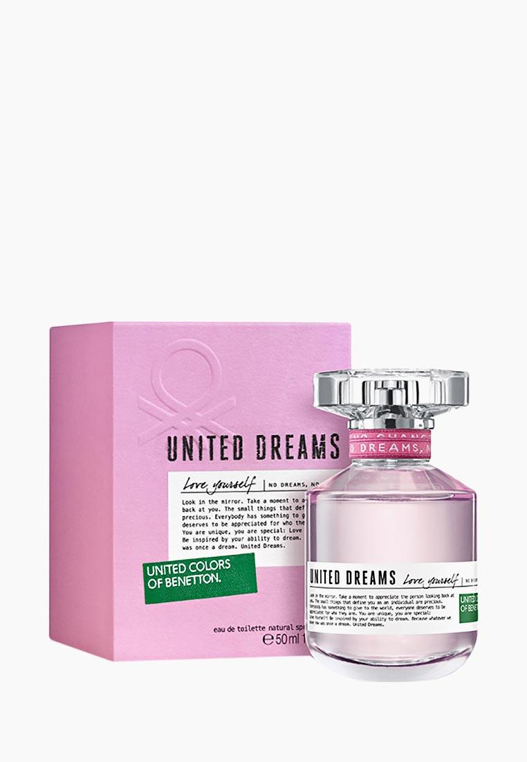 туалетная вода Benetton United Dreams Love