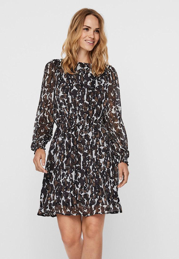 Платье Vero Moda за 4 399 ₽. в интернет-магазине Lamoda.ru