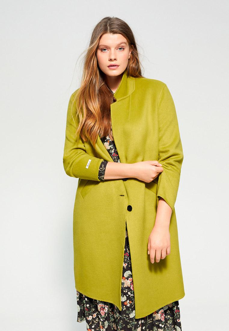 Пальто Violeta by Mango - BANS6 купить за 5 999 ₽ в интернет-магазине Lamoda.ru