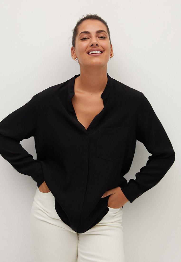 Блуза Violeta by Mango - LEOPARD7 за 3 059 ₽. в интернет-магазине Lamoda.ru