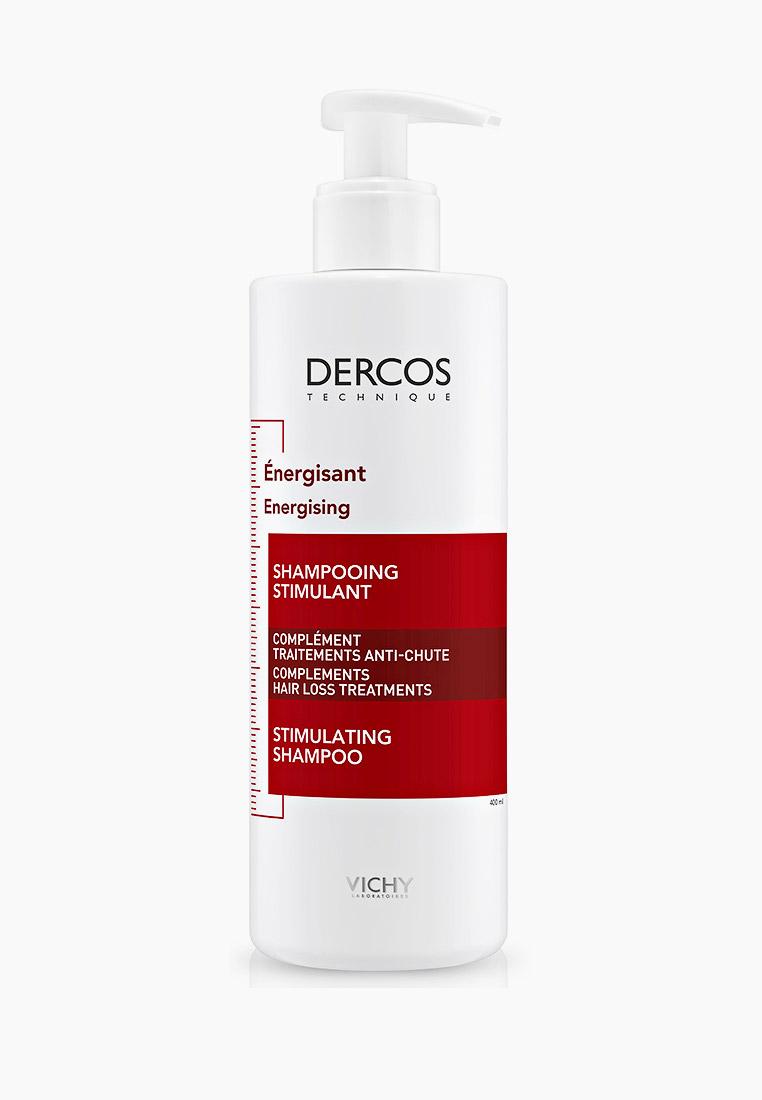 Vichy Шампунь DERCOS AMINEXIL. Тонизирующий, против выпадения волос, 30% в подарок, 400 мл