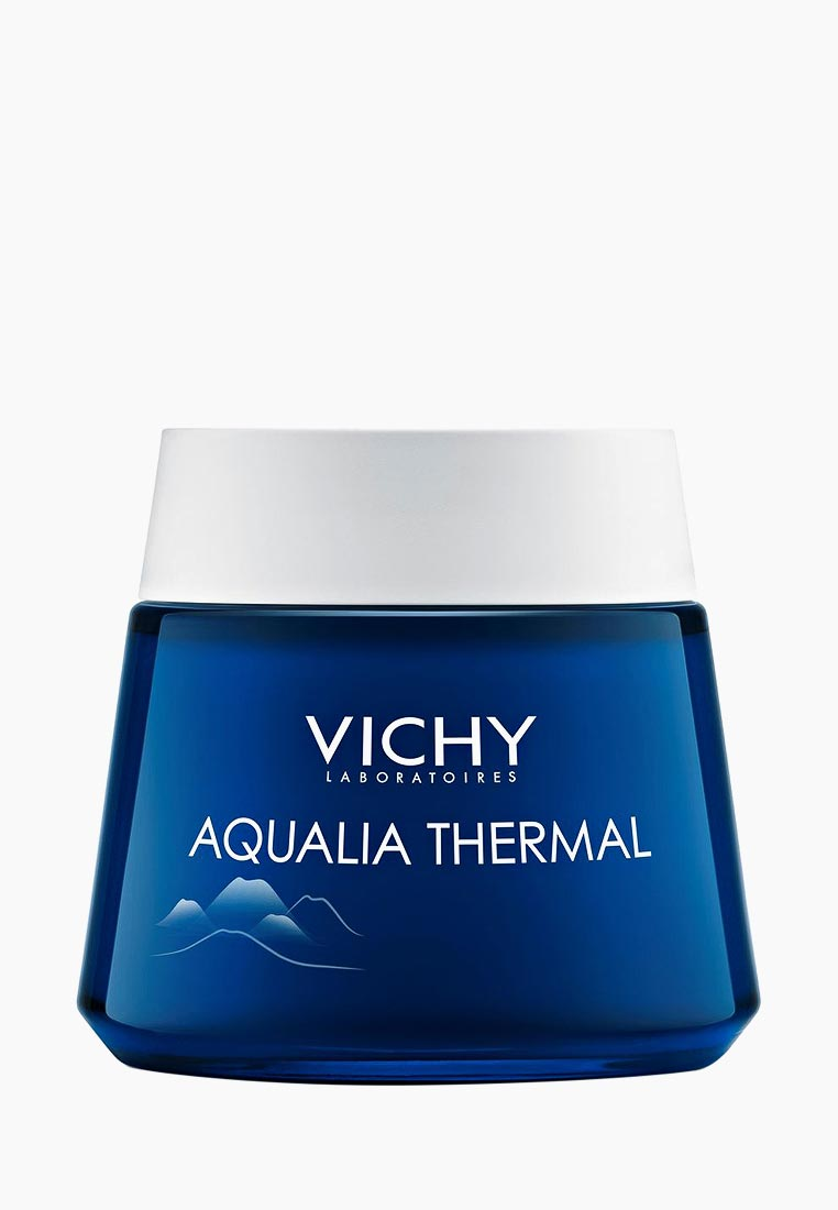 Vichy Крем для лица ночной СПА-уход AQUALIA THERMAL, 75 мл