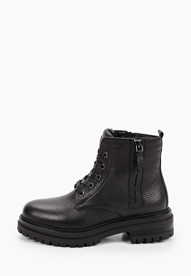 Ботинки Vittorio Bravo купить за 7 385 ₽ в интернет-магазине Lamoda.ru