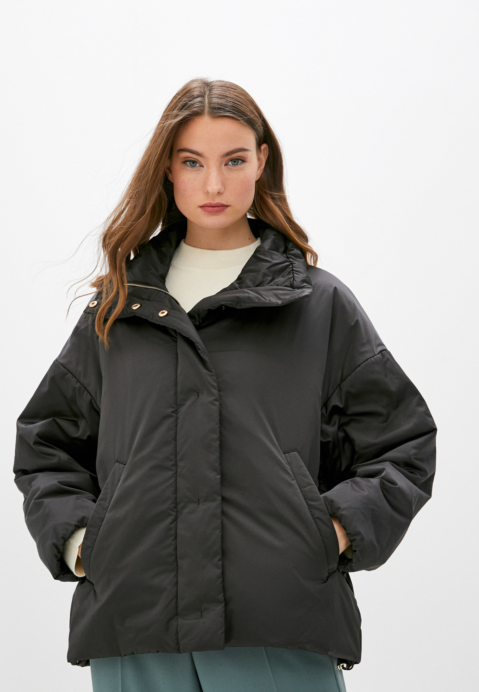 Куртка утепленная Weekend Max Mara ZERO за 59 780 ₽. в интернет-магазине Lamoda.ru