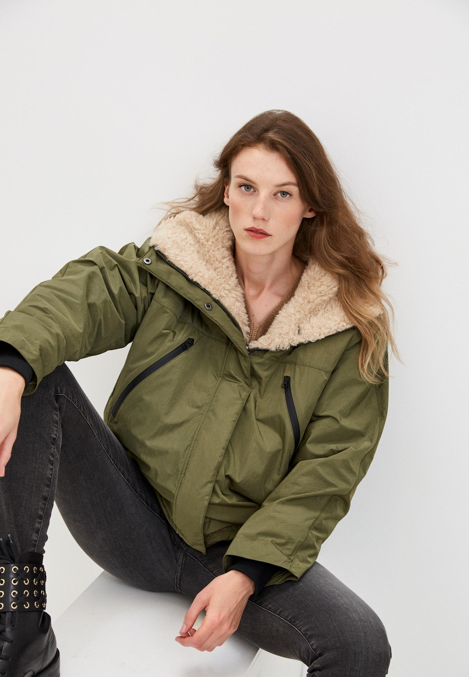 Куртка утепленная Weekend Max Mara GELATO за 56 500 ₽. в интернет-магазине Lamoda.ru