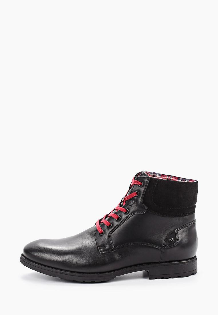 Ботинки Wojas купить за 3 808 ₽ в интернет-магазине Lamoda.ru