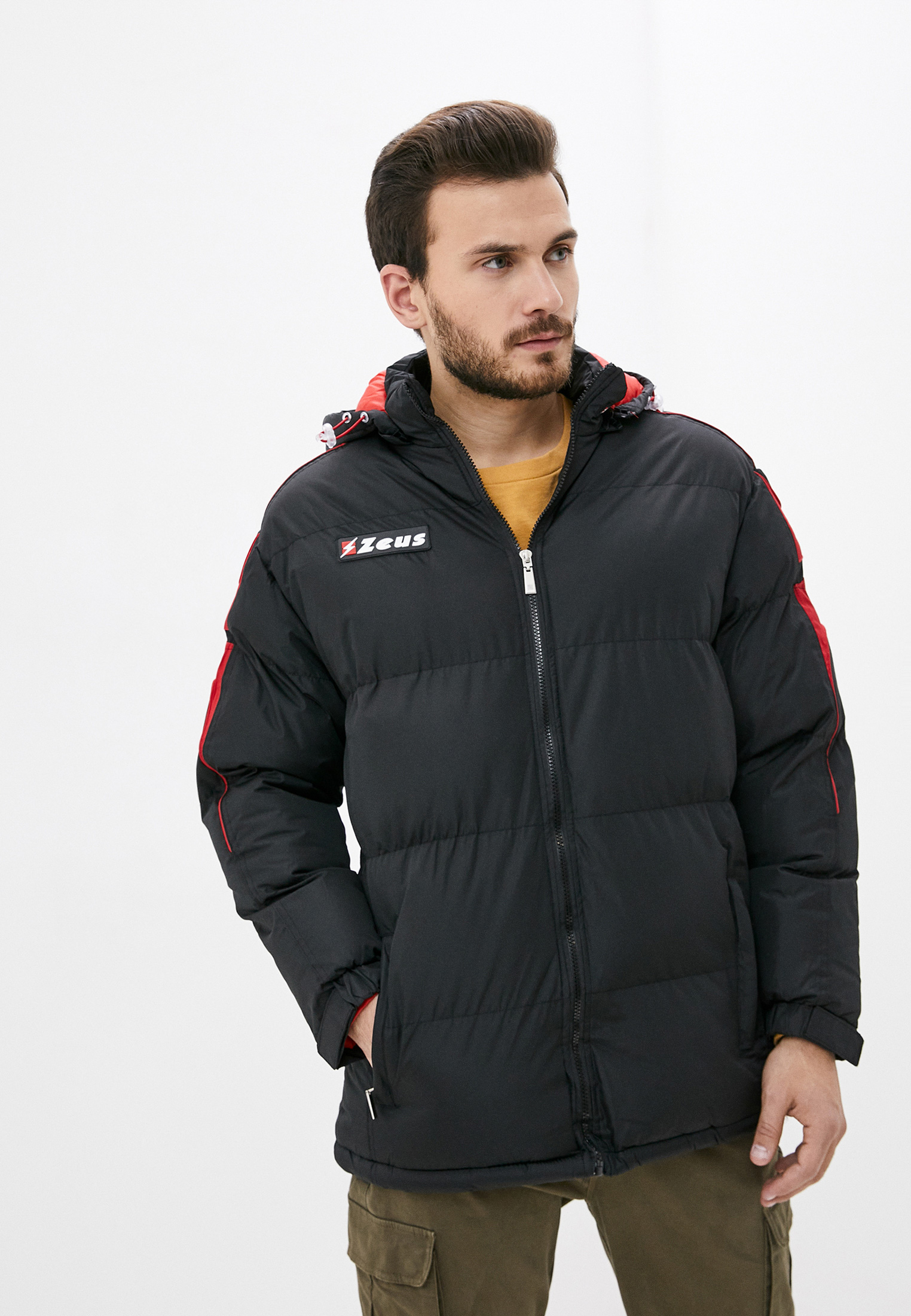Куртка утепленная Zeus GIUBBOTTO RANGERS за 4 990 ₽. в интернет-магазине Lamoda.ru