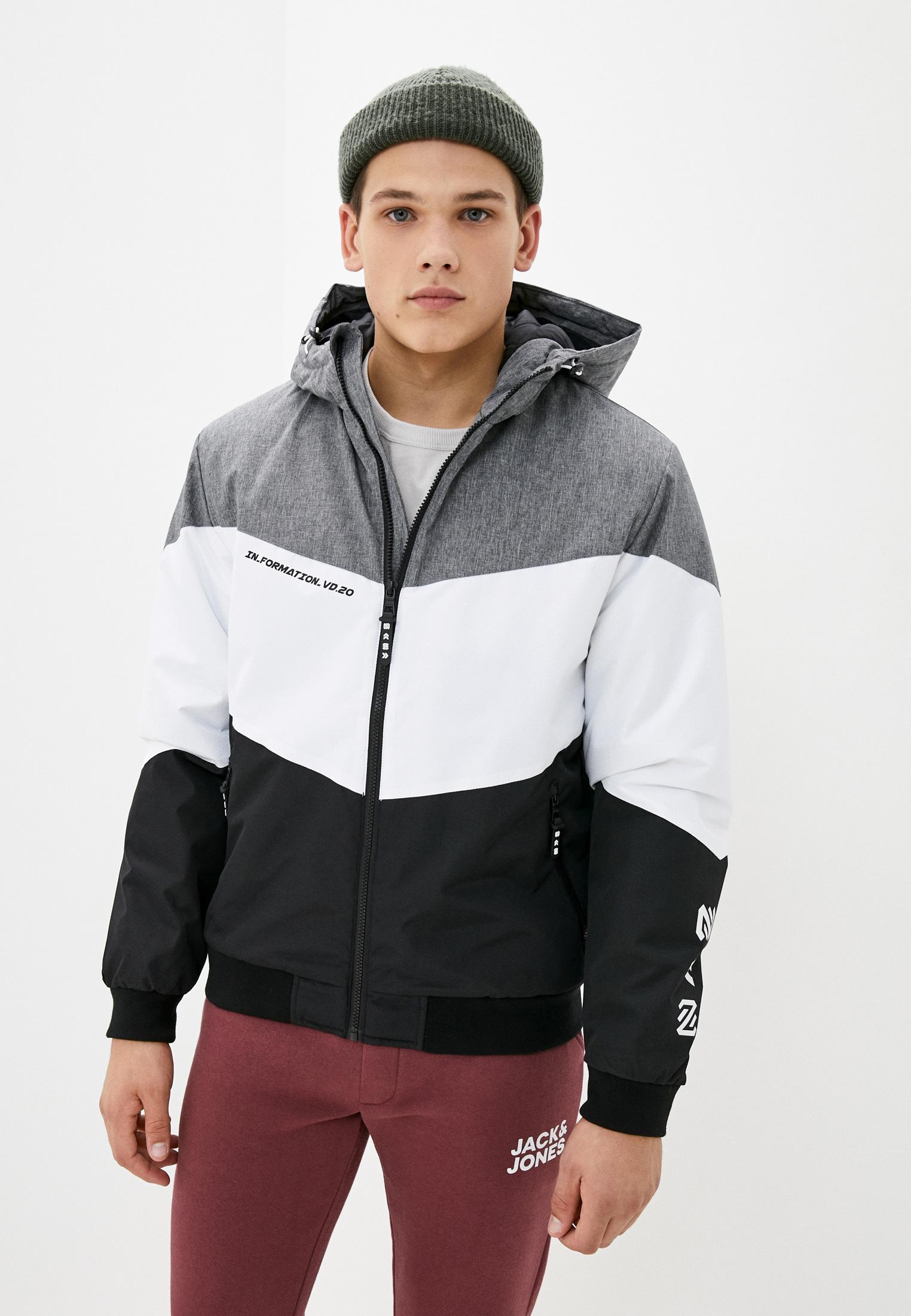 Куртка утепленная Zolla купить за 3 400 ₽ в интернет-магазине Lamoda.ru